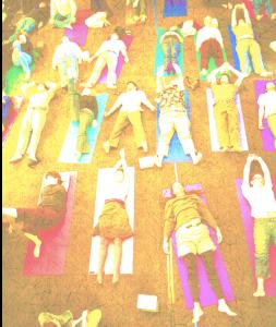Atelier de yoga Paris